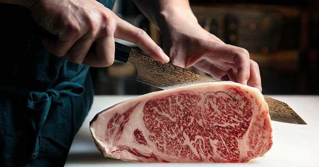 סכיני שף יפניים מבית קאנצ'וגו מסדרת Zuiun