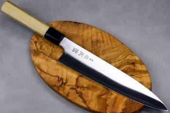"""סכין שף (גיוטו) סוקנארי 240מ""""מ ZDP-189"""