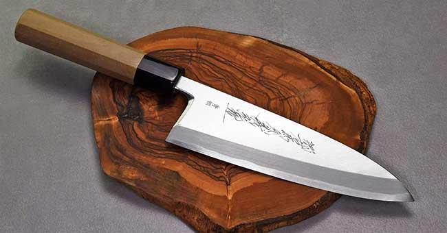 סכין מטבח יפני מסורתי מסוג דבה