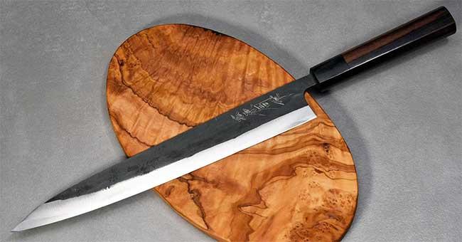 סכין מטבח לפריסת בשר