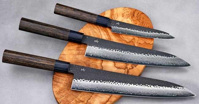 סכיני שף מבית שיזו טאקומי - סדרת VG10