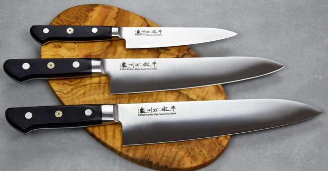 סכיני סאטאקה- סדרת AX38
