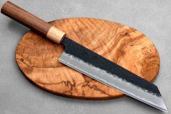 """סכין שף (קיריצוקא) קובאיאשי 210מ""""מ Aogami Super"""