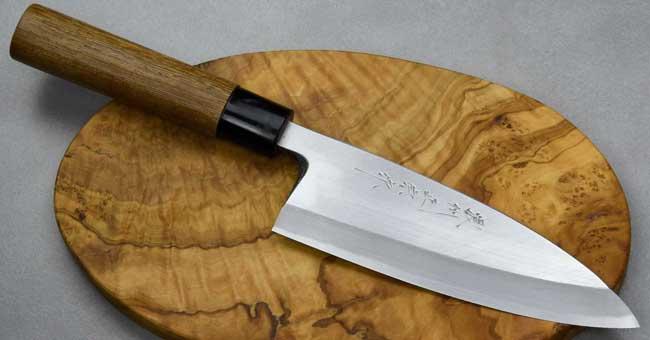 סכיני שף מבית סאטאקה סדרת Traditional Aogami#2