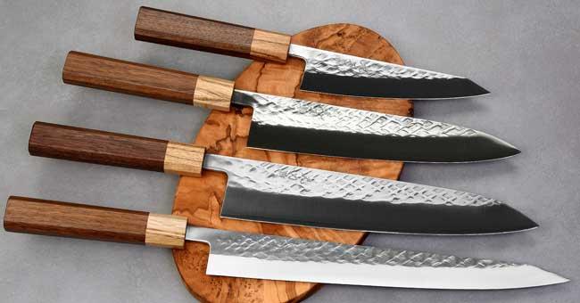 סכיני שף מבית ניאיגטה - סדרת SLD X