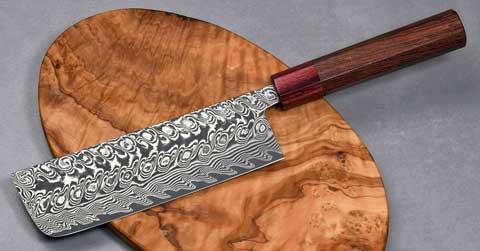 סכין ירקות מסוג נקירי מבית הירושי קאטו