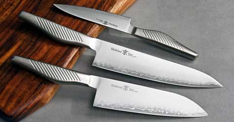 סט סכיני שף מבית שיזו טאקומי