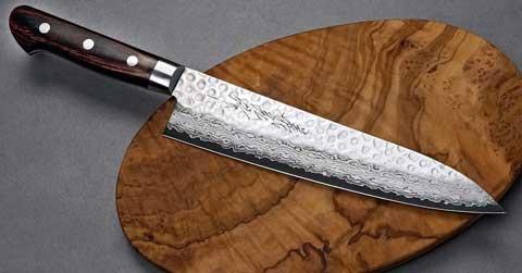 סכין שף מבית יאמאוואקי