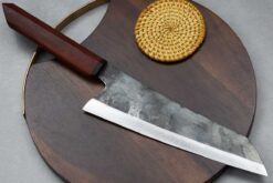 """סכין שף (קיריצוקא) הנפח היחף 210מ""""מ PL"""
