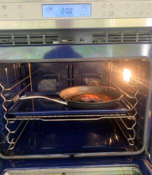 חזה ברווז בתנור