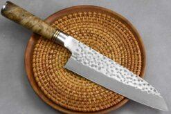 """סכין סנטוקו סאג'י 180מ""""מ SG2"""