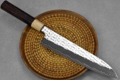 """סכין שף (גיוטו) יו קורוסאקי 210מ""""מ SG2"""