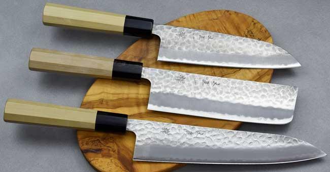 טוסה סכיני שף - סדרת Aogami Super כסוף