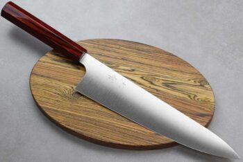 """סכין שף (גיוטו) קיי קוביאשי 240מ""""מ SG2 RH"""