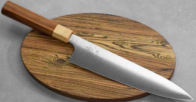 סכין שף יפני מבית קיי קובאישאי