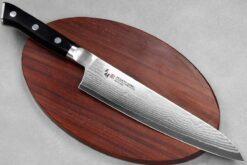 """סכין שף (גיוטו) זאנמאי 210מ""""מ VG10"""