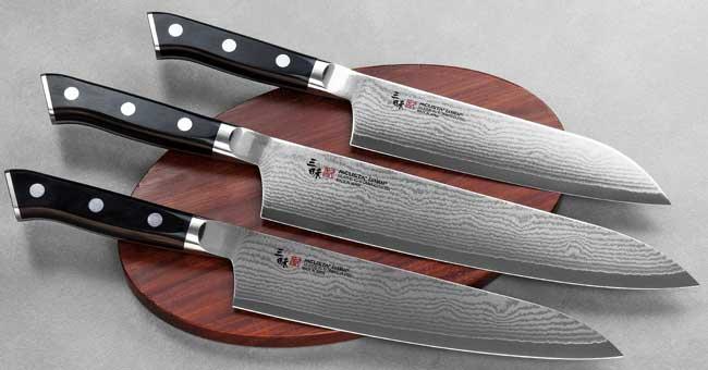 סכיני שף יפניים מבית זאנמאי - סדרת VG10 Classic