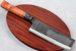 """סכין ירקות (נקירי) יושידה 165מ""""מ HAP40 שחור"""
