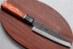 """סכין עזר (פטי) יושידה 135מ""""מ HAP40 שחור"""