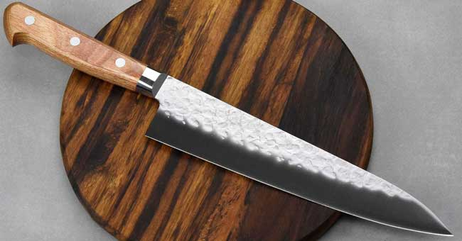 סכין שף יפני מבית טאקאמורה מסדרת Chromax