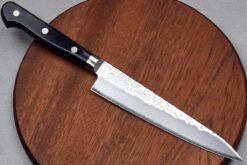 """סכין עזר (פטי) טאקאמורה 150מ""""מ VG10 מרוקע"""