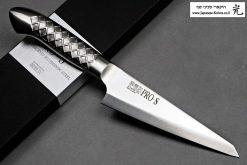 """סכין פירוק בשר (הונסוקי) קאנצ'וגו 145מ""""מ MV"""