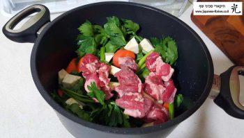 מתכון: מרק בצל - ציר בקר