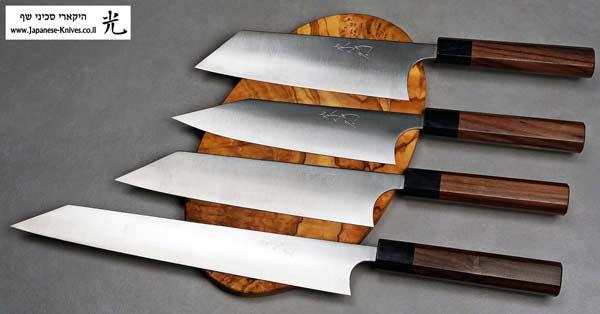 סכיני שף יפניים מבית שיבאטה