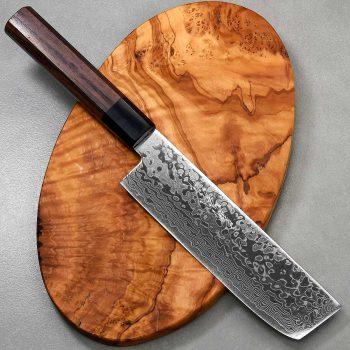 """סכין ירקות (נקירי) יאמאוואקי 165מ""""מ ZA18 Ad 1:1"""