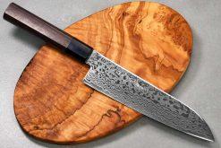 סכין שף (סנטוקו) יאמאוואקי 180מ