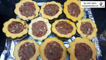 מתכון: דלעת ערמונים במילוי בשר